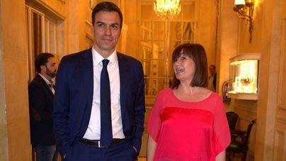 Armengol discrepa de Felipe González e insiste en no dejar gobernar a Rajoy