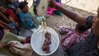26 millones de menores sufren las consecuencias de 'El Niño'