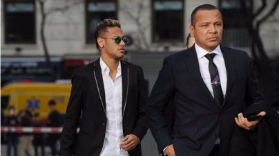 El juez archiva el caso Neymar