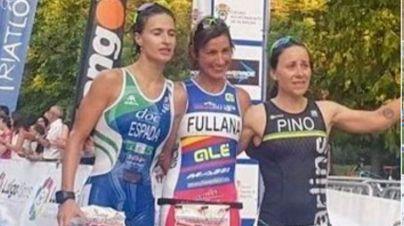 Marga Fullana se proclama campeona de España de Duatlón Cros