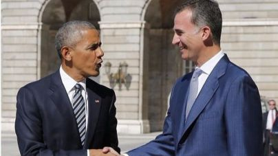 El Rey garantiza a Obama que España siempre colaborará con EEUU