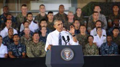 Obama incluye a una España 'fuerte y unificada'