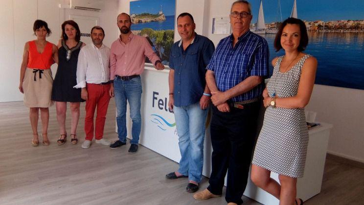 Felanitx estrena nuevas oficinas de turismo for Oficina turismo mallorca