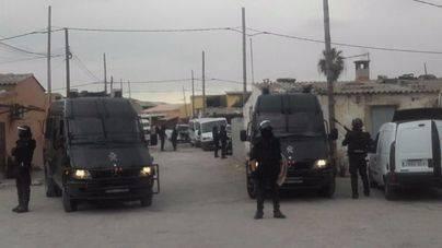 Prisión para 12 de los detenidos en la operación Iron Belt