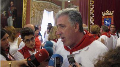 El alcalde de Pamplona dice sentir