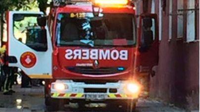 Dos menores mueren en un incendio en Barcelona