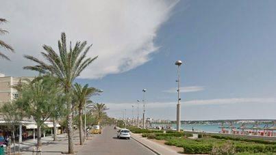 Platja de Palma presenta graves problemas de aparcamiento