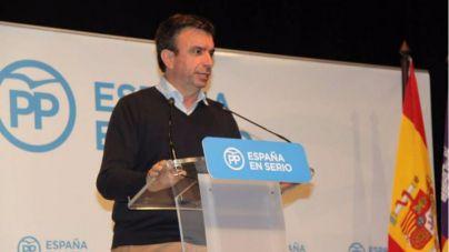 Vidal y otros cargos del PP apoyan al exalcalde de Bunyola