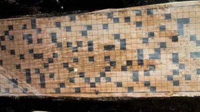 Destroza un cuadro de 80.000€ al confundirlo con un crucigrama