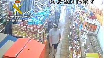 Detenido el atracador de supermercados de Sa Coma