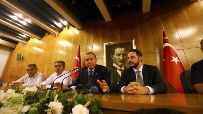 Erdogan anuncia represalias a los seguidores del imán Fethullah Gülen