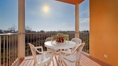 Palma es el segundo destino preferido para alquilar apartamentos