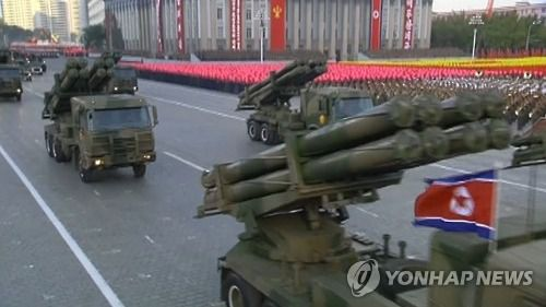 Corea del Norte lanza tres nuevos misiles balísticos