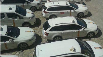 Los taxistas de Palma piden que se liberalice el horario hasta las 24 horas durante el verano