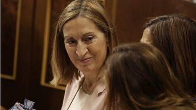 Ana Pastor es la nueva presidenta del Congreso