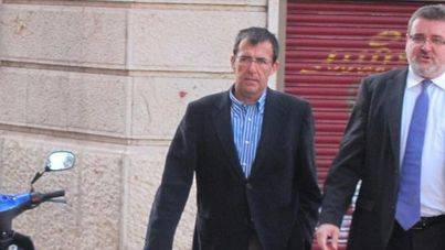 Abierto juicio oral contra Miquel Nadal y el cineasta David Carreras por presunto amaño de contratos