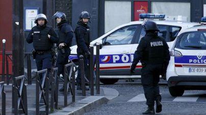 Detenido el hombre atrincherado en un hotel de Francia