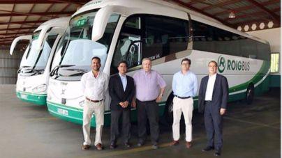 Roig Bus apuesta por Volvo con 2 nuevos buses