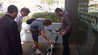 El PP denuncia el colapso circulatorio por el nuevo carril bici en la zona Dragonera