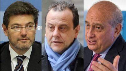 Catal� pide a Horrach que respete a Fern�ndez-D�az
