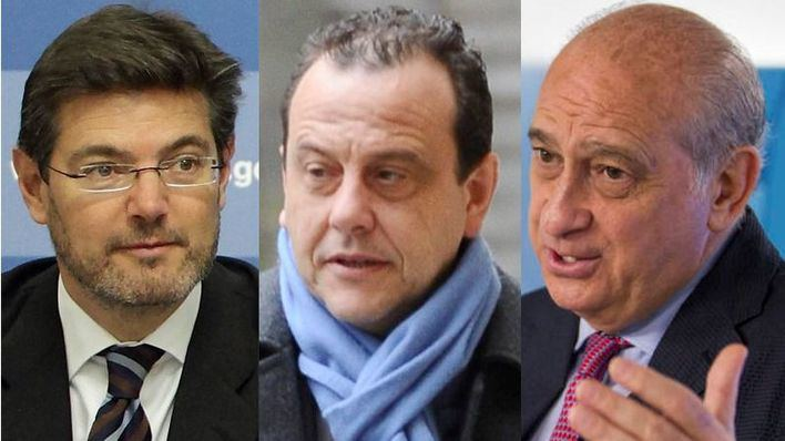 Catalá pide a Horrach que respete a Fernández-Díaz