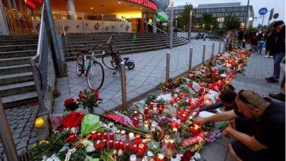 El autor de la matanza en Múnich compró la pistola en 'darknet'