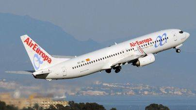 Desconvocada la huelga de Air Europa