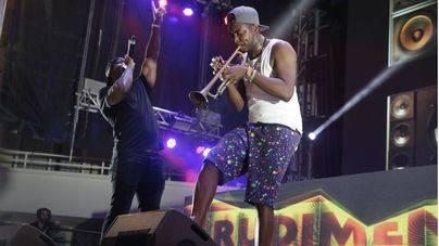 Rudimental agita Magaluf al ritmo de trompeta