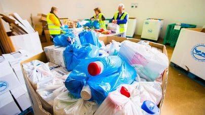 'Ningún niño sin bigote' recoge 29.400 litros de leche en Balears