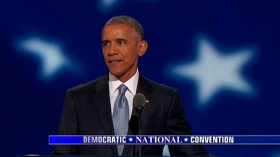 Obama asegura que Hillary Clinton acabará con el Estado Islámico