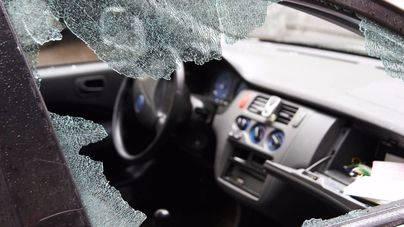 El robo de coches se dispara un 23% en Balears
