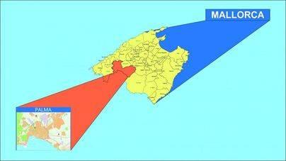 Mallorca se harta de que las TV estatales confundan Palma con la isla