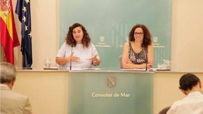 Costa y Cladera, en rueda de prensa