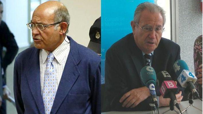El juez abre la vía para juzgar a Díaz Ferrán y al expresidente de la APB Francesc Triay por el caso Mar Blau