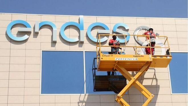 Endesa estrena logotipo en su sede de Balears