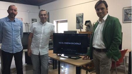 El cine 'a la fresca' en catalán llega a 14 municipios de Mallorca