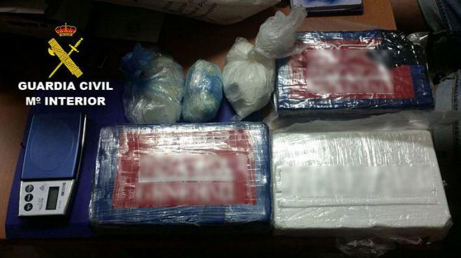 La Guardia Civil desarticula el principal clan traficantes de cocaína en Magaluf