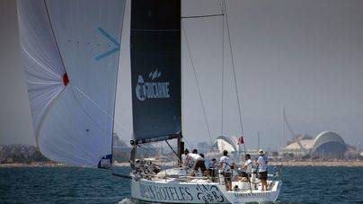 Adrián Hoteles llega con un barco campeón mundial y europeo