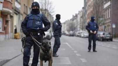 Dos detenidos en Bélgica acusados de preparar un atentado