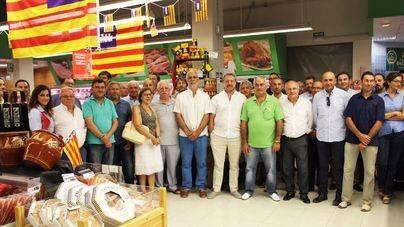 Eroski facturó 77 millones de producto local en 2015