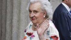Do�a Pilar re�ne en Mallorca a Felipe VI, los reyes em�ritos y Elena