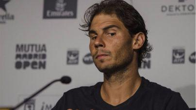 Nadal baja al quinto puesto de la ATP