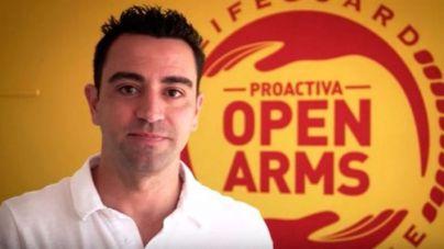Xavi Hernández dona su yate para los refugiados