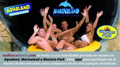 mallorcadiario.com te invita a Western Park, Marineland y Aqualand