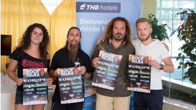 Europe y Warcry son los cabezas de cartel del 'Rock in Palma'