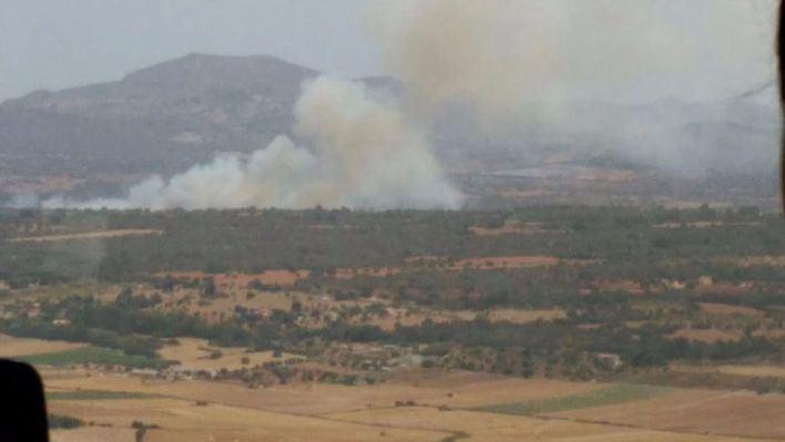 Mallorca vive una oleada de incendios en un día