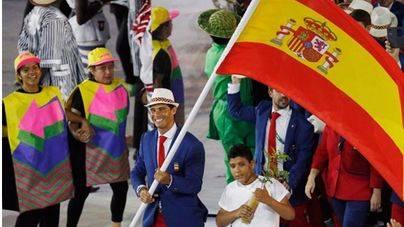 Nadal abandera a España en Río