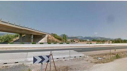 Un muerto en la autopista de Inca