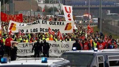 Los trabajadores de Balears hacen menos huelgas este año