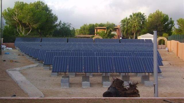Ampliado el plazo de solicitud de ayudas de instalaciones fotovoltaicas en Balears